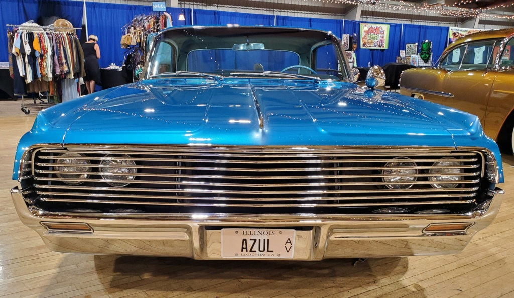 Oldsmobile 1961 - 1964 custom & mild custom - Page 2 10787110