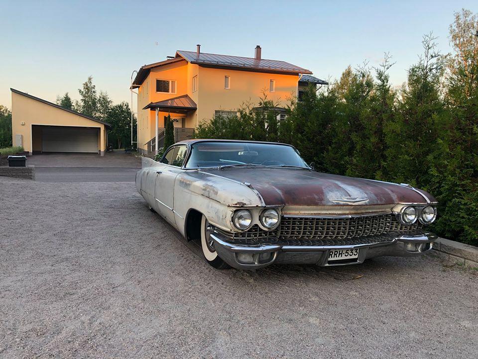Cadillac 1959 - 1960 custom & mild custom - Page 4 10955510