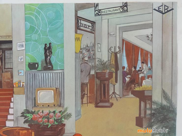 Affiches (tableaux)  pédagogiques Editions Rossignol 1946 - 1970s 11155711