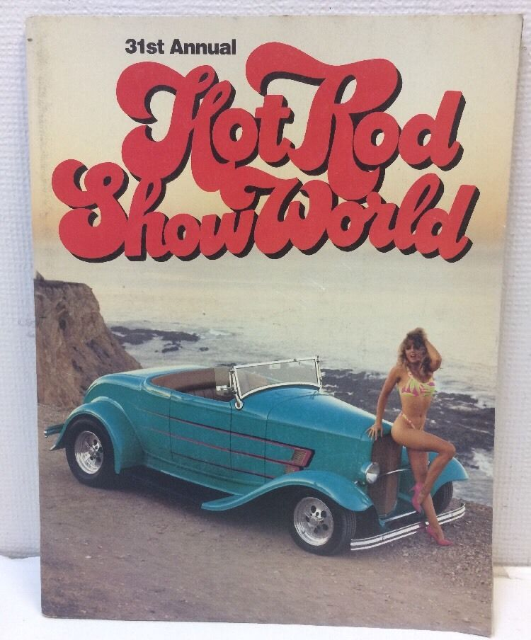 Hot Rod Show World Annual 1116