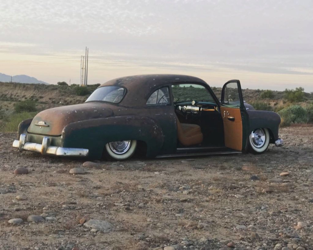 Chevy 1949 - 1952 customs & mild customs galerie - Page 25 1121
