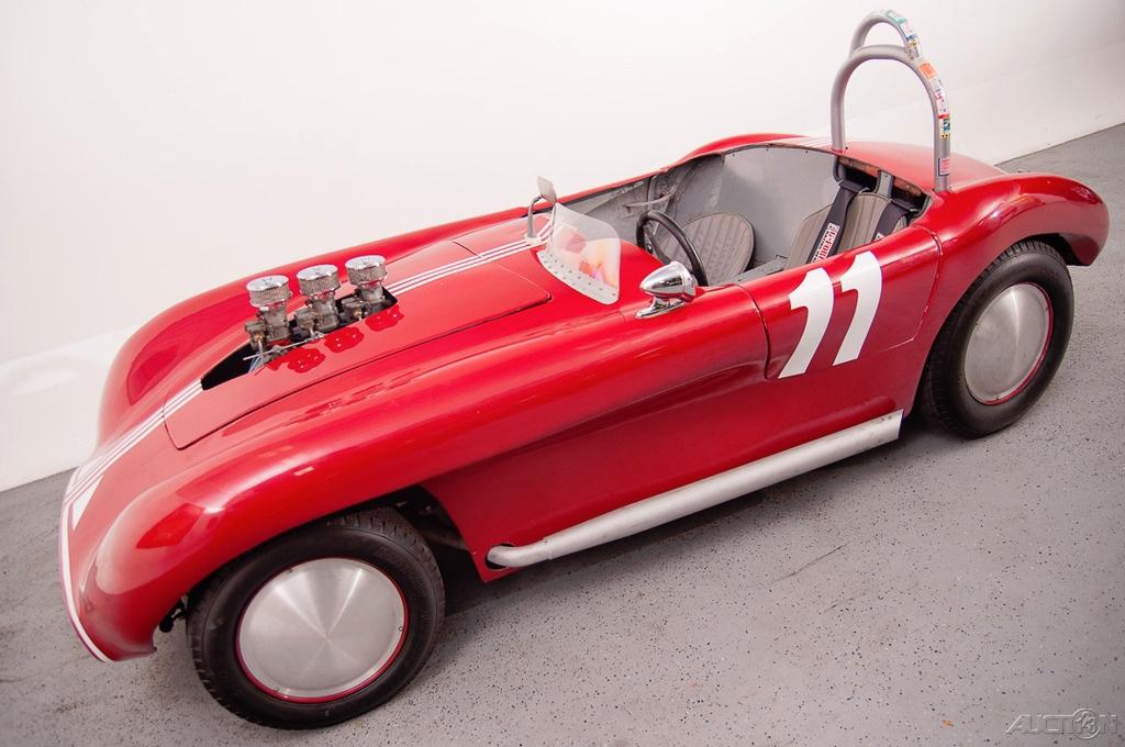 1952 Crosley Almquist Sabre 1136