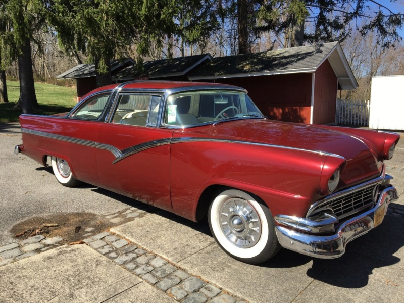 Ford 1955 - 1956 custom & mild custom - Page 7 115