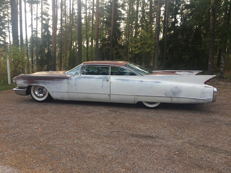 Cadillac 1959 - 1960 custom & mild custom - Page 4 11570510