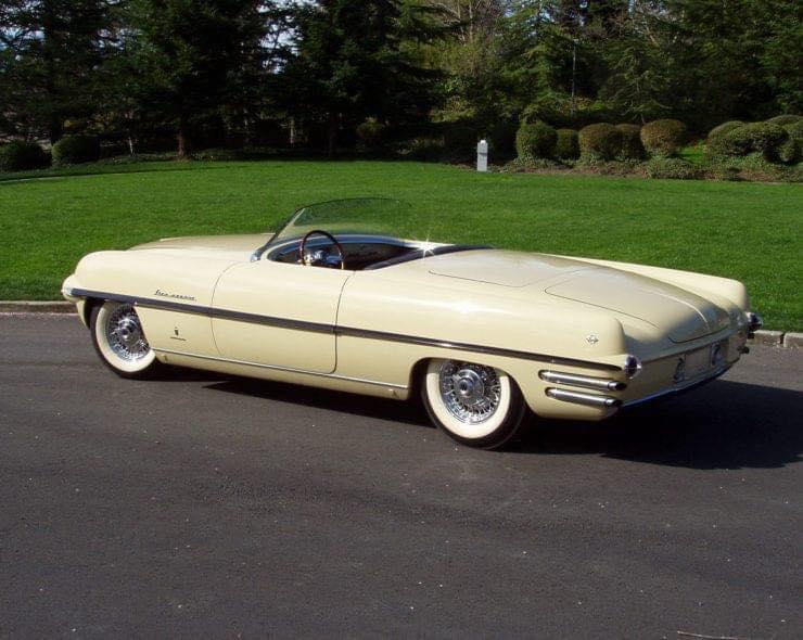 1954 DODGE FIREARROW II 11615310