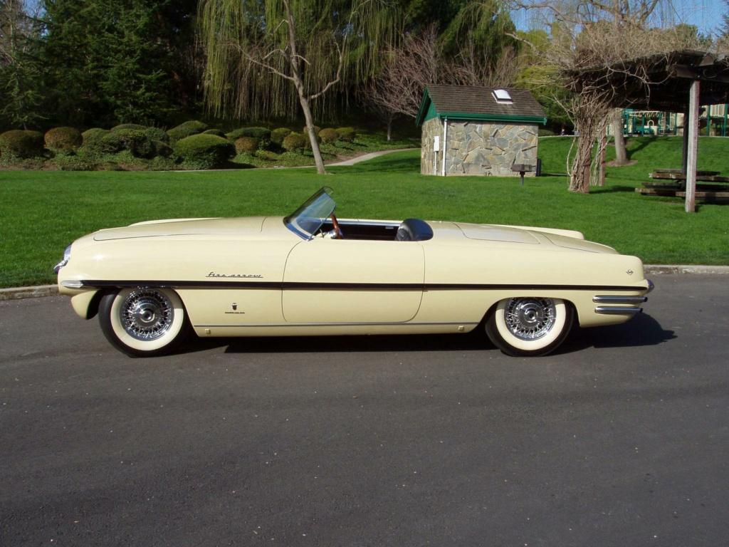 1954 DODGE FIREARROW II 11634510