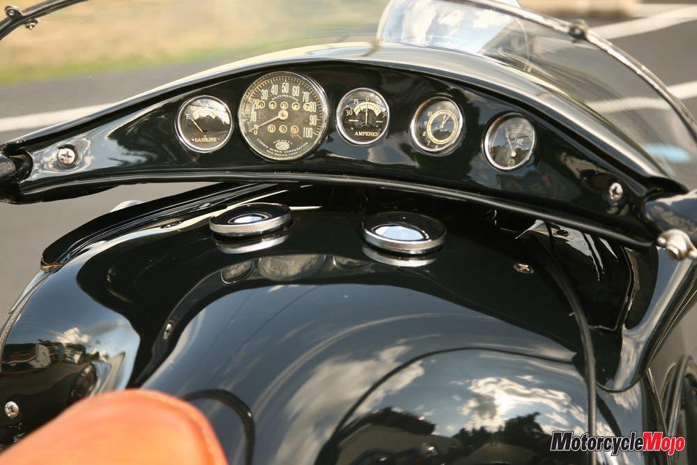 Henderson Streamliner art deco bike 11710810