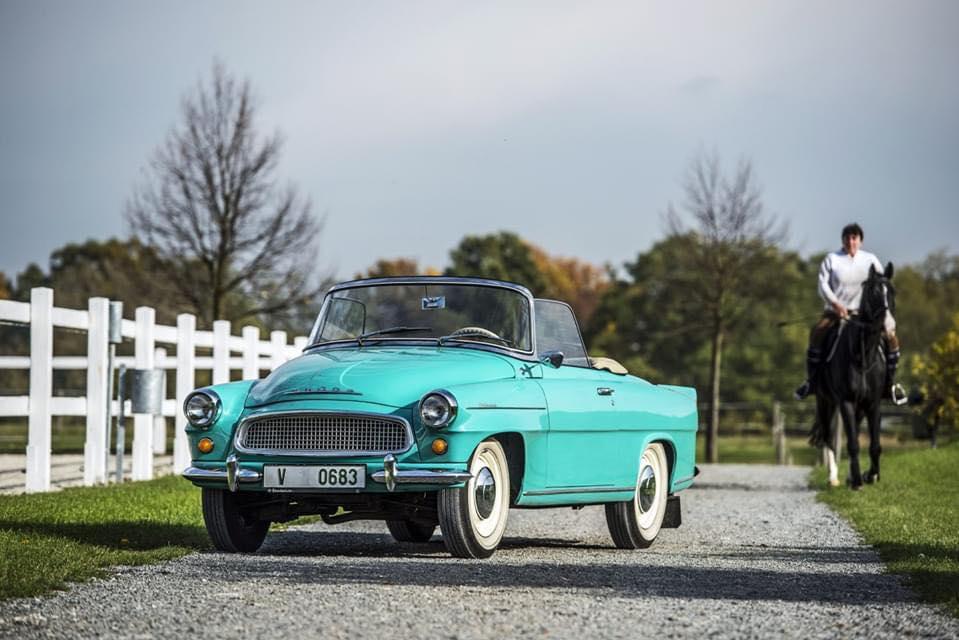 1957 SKODA 450 11720810