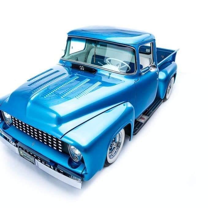 Ford Pick Up 1953 - 1956 custom & mild custom - Page 4 11723710