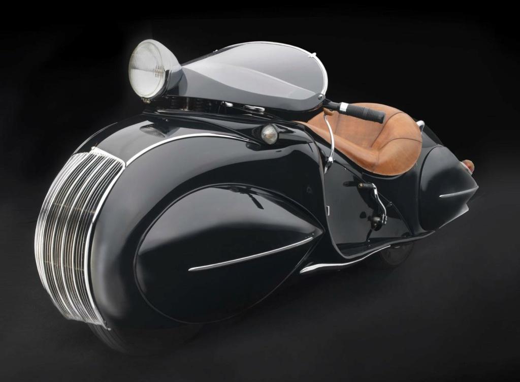 Henderson Streamliner art deco bike 11728810