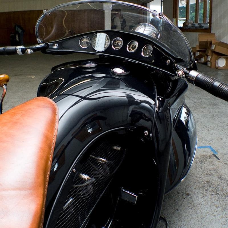 Henderson Streamliner art deco bike 11728911