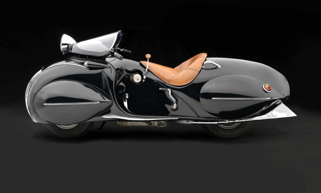 Henderson Streamliner art deco bike 11732010