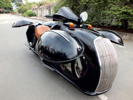 Henderson Streamliner art deco bike 11733410