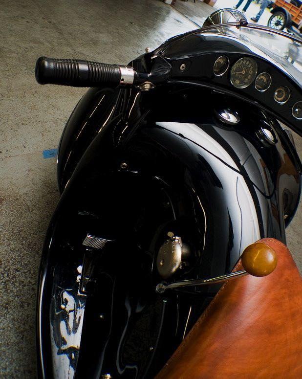 Henderson Streamliner art deco bike 11736210