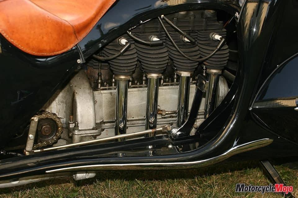 Henderson Streamliner art deco bike 11737910