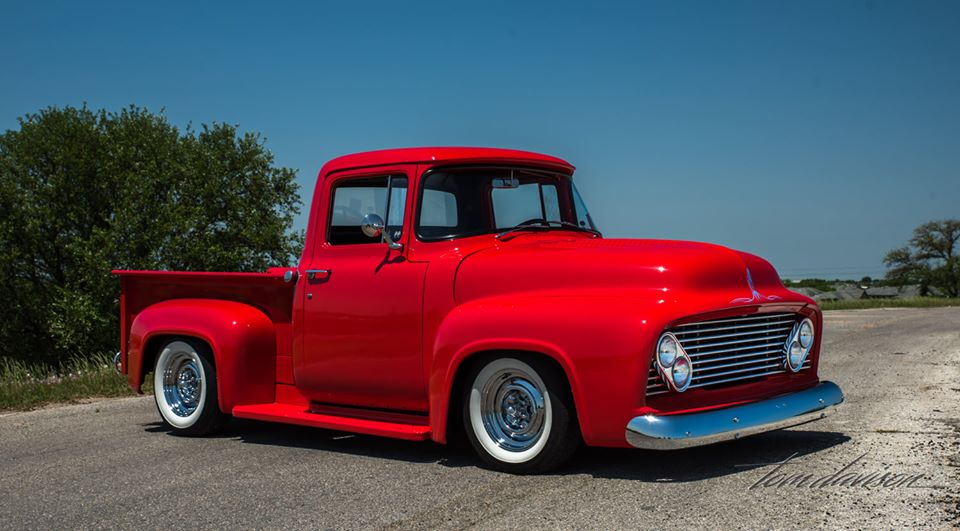 Ford Pick Up 1953 - 1956 custom & mild custom - Page 4 11752810