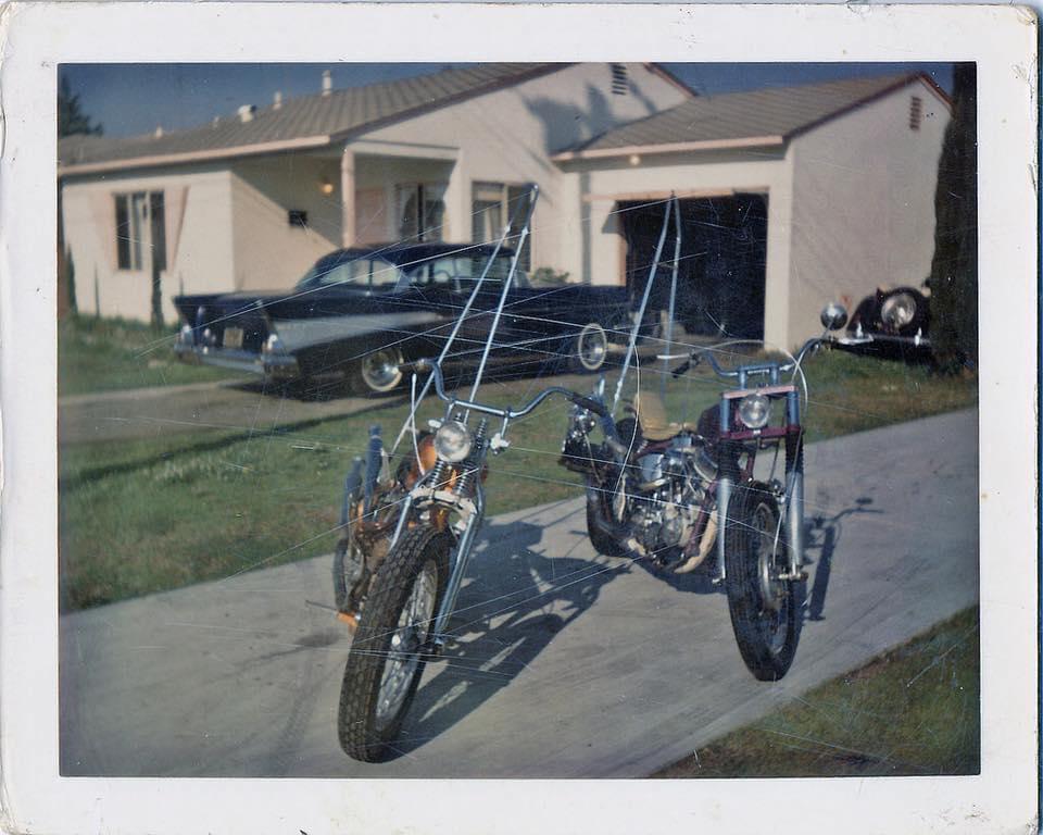 Photo Vintage -vintage pics - Chopper & Bobber - Page 4 11771410