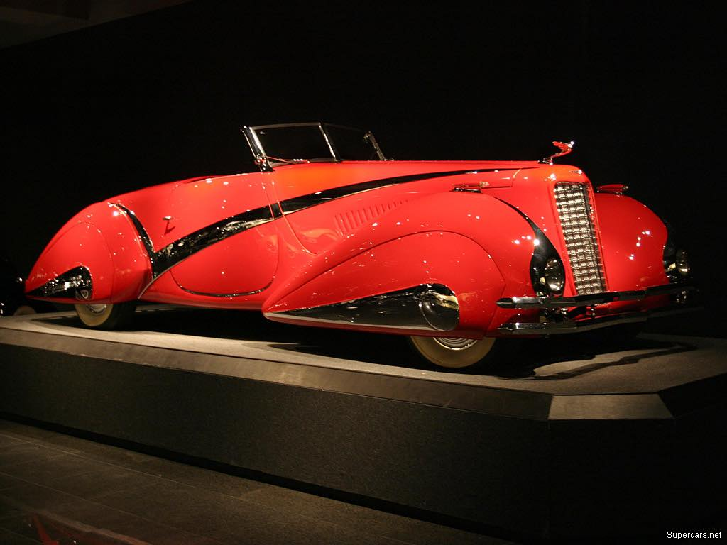 1937 Cadillac Series 90 Hartmann Roadster 11787210