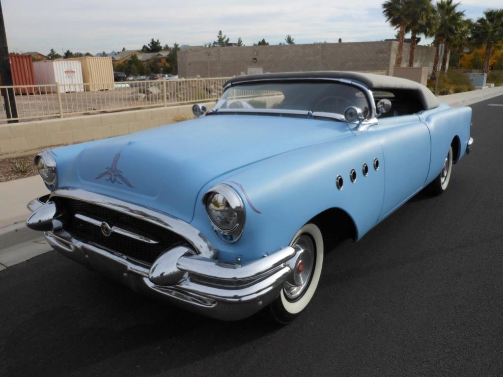 1955 Buick Convertible - Road Bastard - Nicky Bratz 11802710