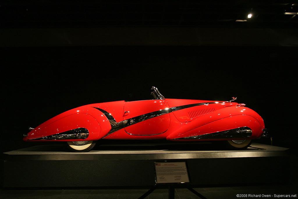 1937 Cadillac Series 90 Hartmann Roadster 11804010