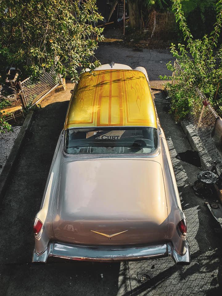 Cadillac 1954 -  1956 custom & mild custom - Page 3 11812110