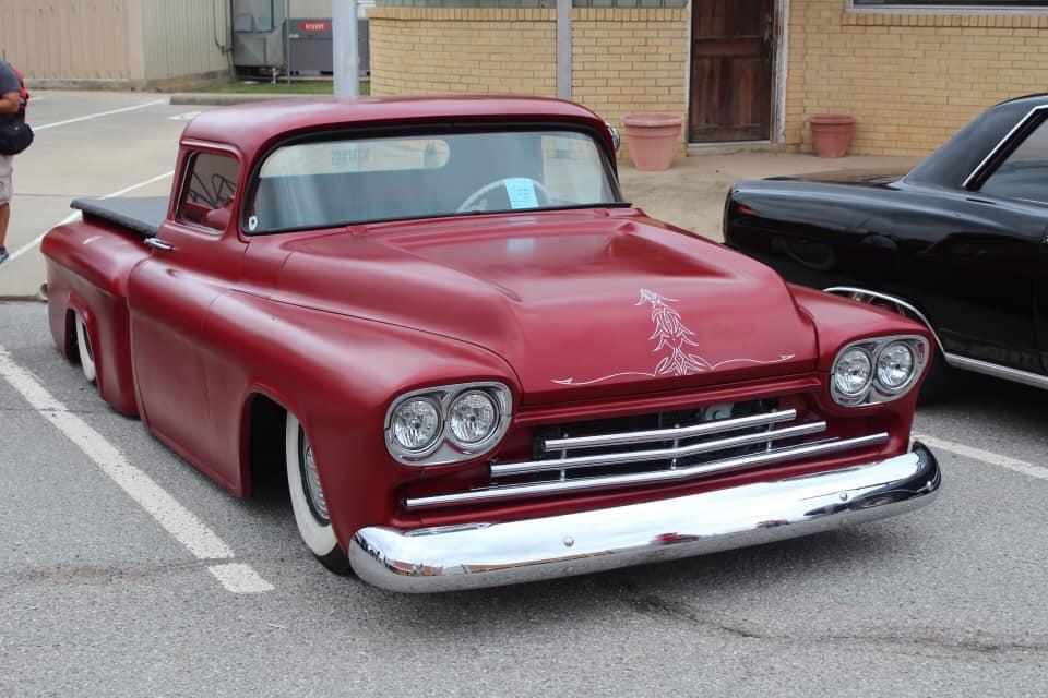 Chevy pick up  1955 - 1959 custom & mild custom - Page 2 11824610