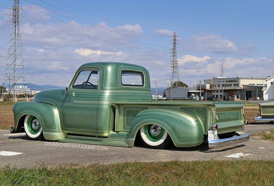 Chevy Pick up 1947 - 1954 custom & mild custom - Page 5 11825411