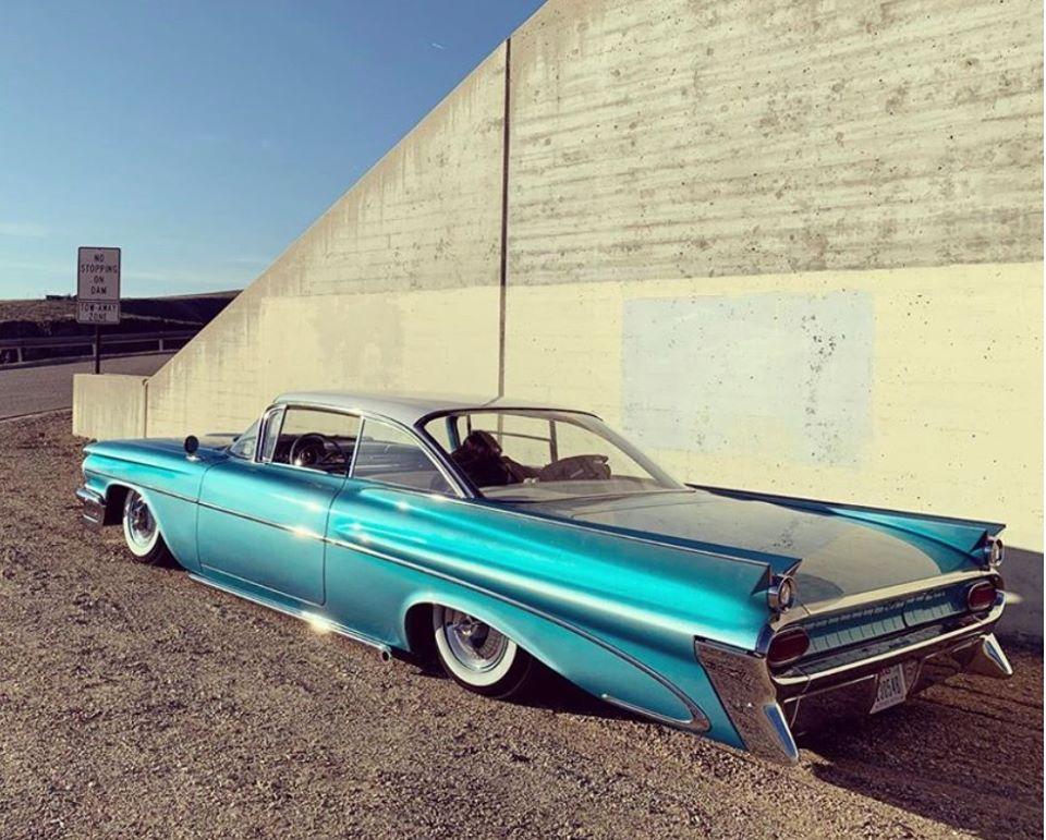 Pontiac 1959 - 62 custom & mild custom - Page 3 11835110