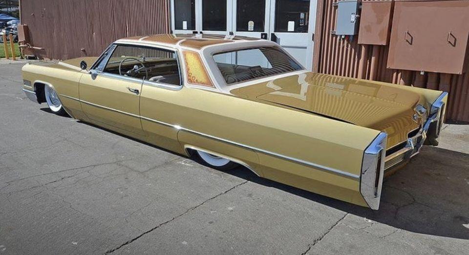 Cadillac 1961 - 1968 Custom & mild custom - Page 5 11837911