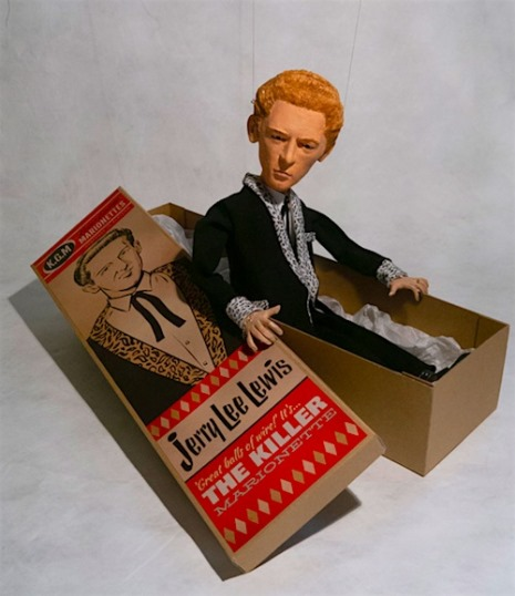 50s Rock 'n' roll legends in marionettes - KGM - Kaiser George Marionettes - 11838010