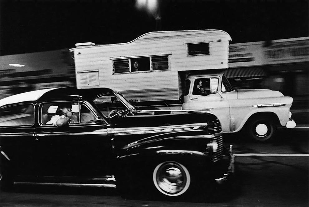 Cruising Van Nuys Boulevard In 1972 - Rick McCloskey photograph 11857810
