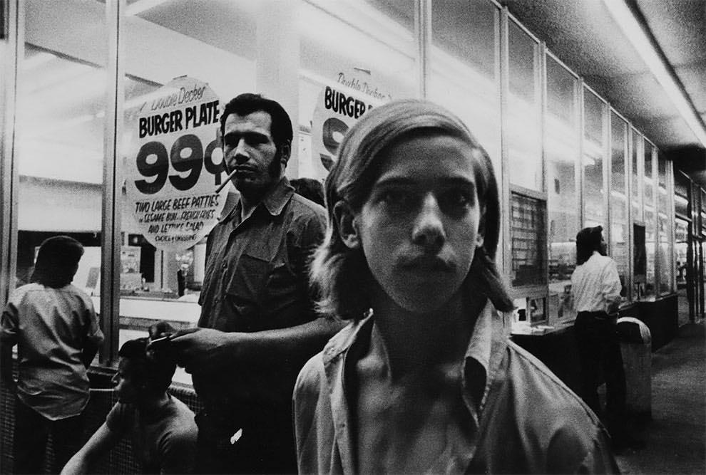 Cruising Van Nuys Boulevard In 1972 - Rick McCloskey photograph 11858011