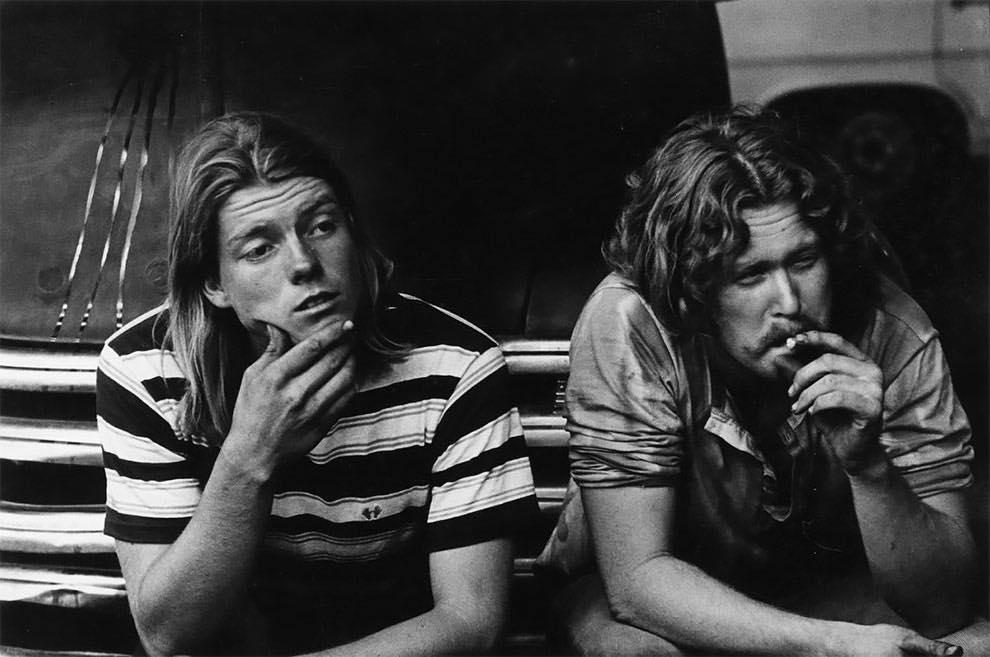 Cruising Van Nuys Boulevard In 1972 - Rick McCloskey photograph 11858110