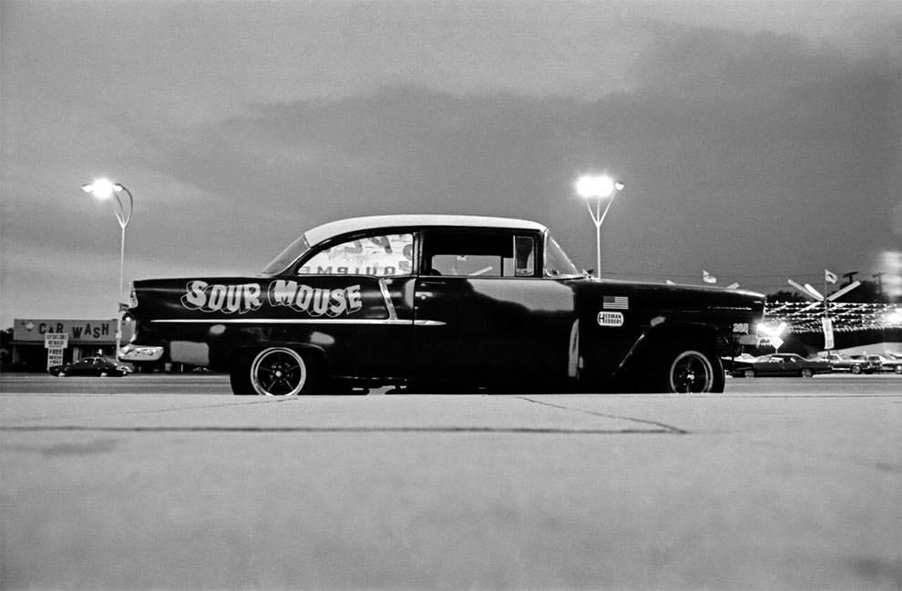 Cruising Van Nuys Boulevard In 1972 - Rick McCloskey photograph 11858210