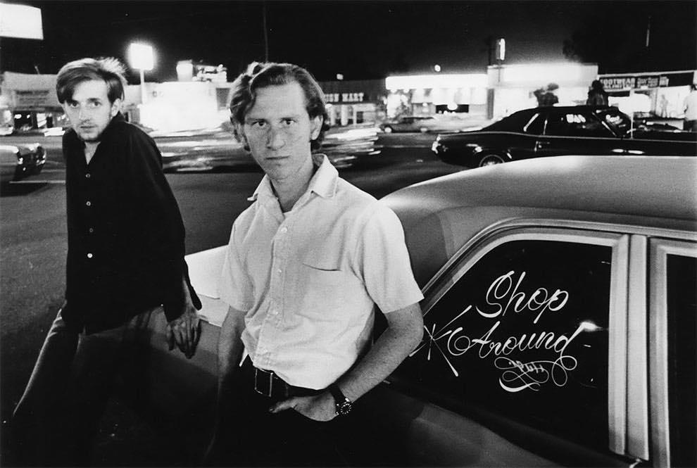 Cruising Van Nuys Boulevard In 1972 - Rick McCloskey photograph 11859610