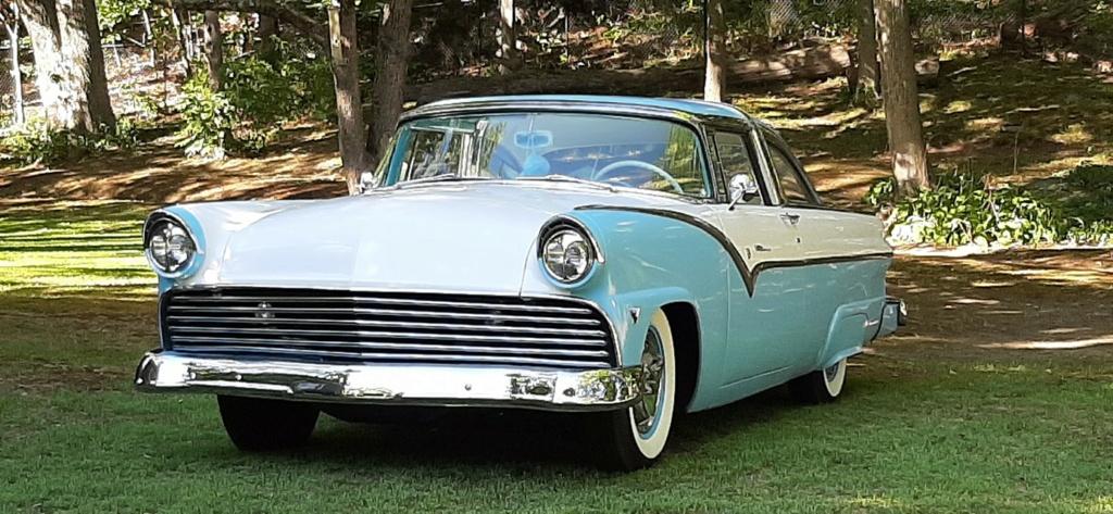 Ford 1955 - 1956 custom & mild custom - Page 8 11865510