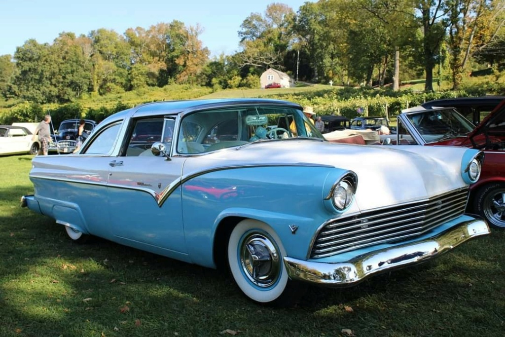 Ford 1955 - 1956 custom & mild custom - Page 8 11868510