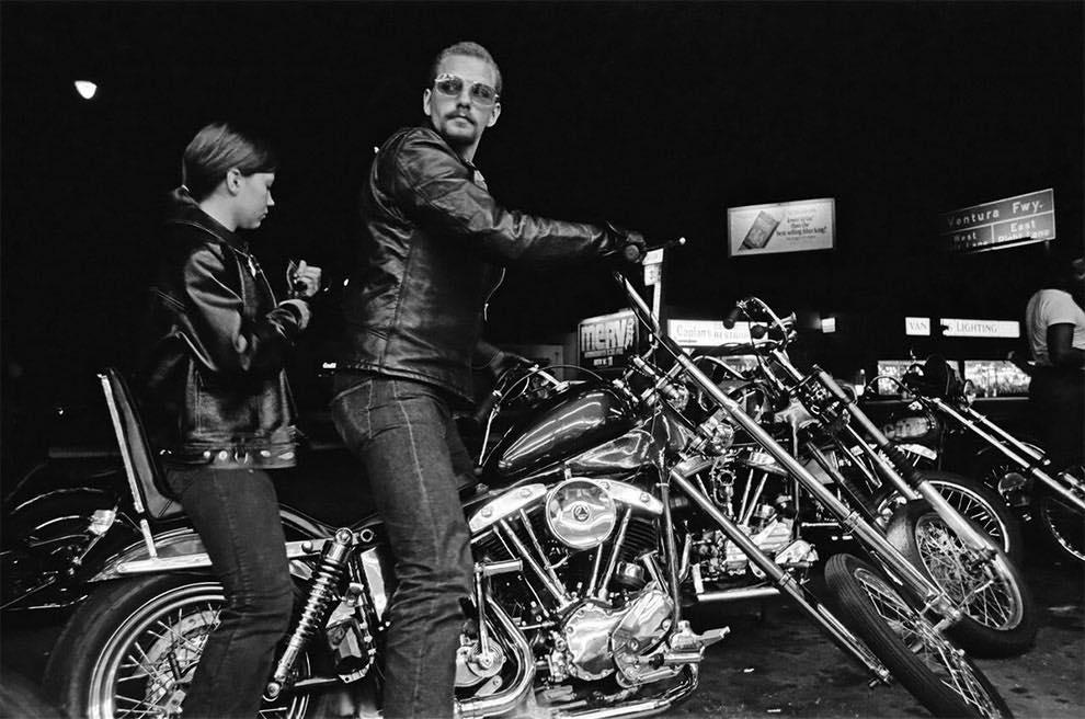 Cruising Van Nuys Boulevard In 1972 - Rick McCloskey photograph 11868610