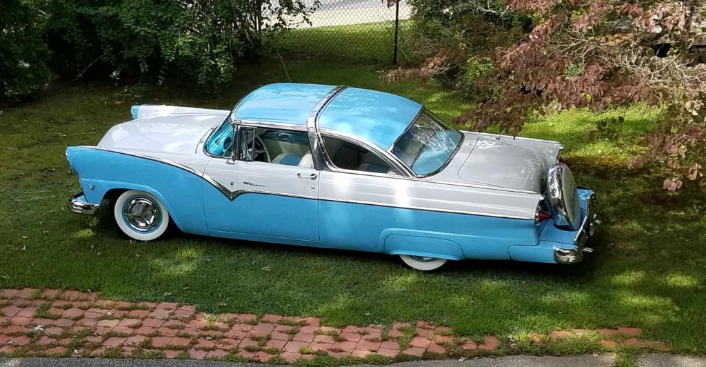 Ford 1955 - 1956 custom & mild custom - Page 8 11877010