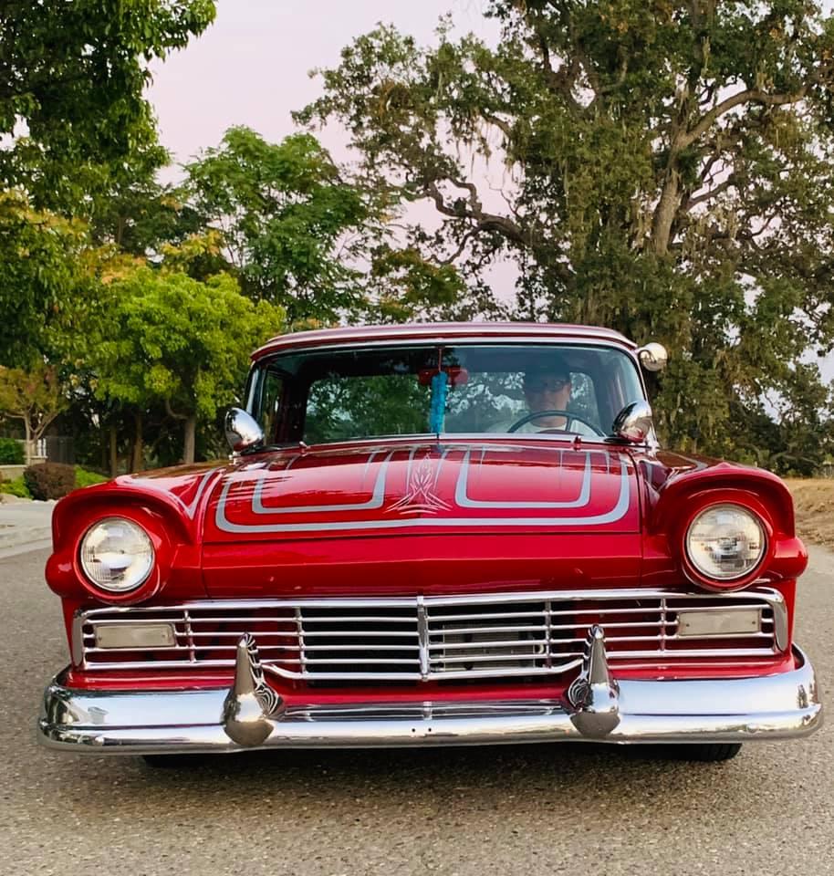 Ford 1957 & 1958 custom & mild custom  - Page 8 11877710