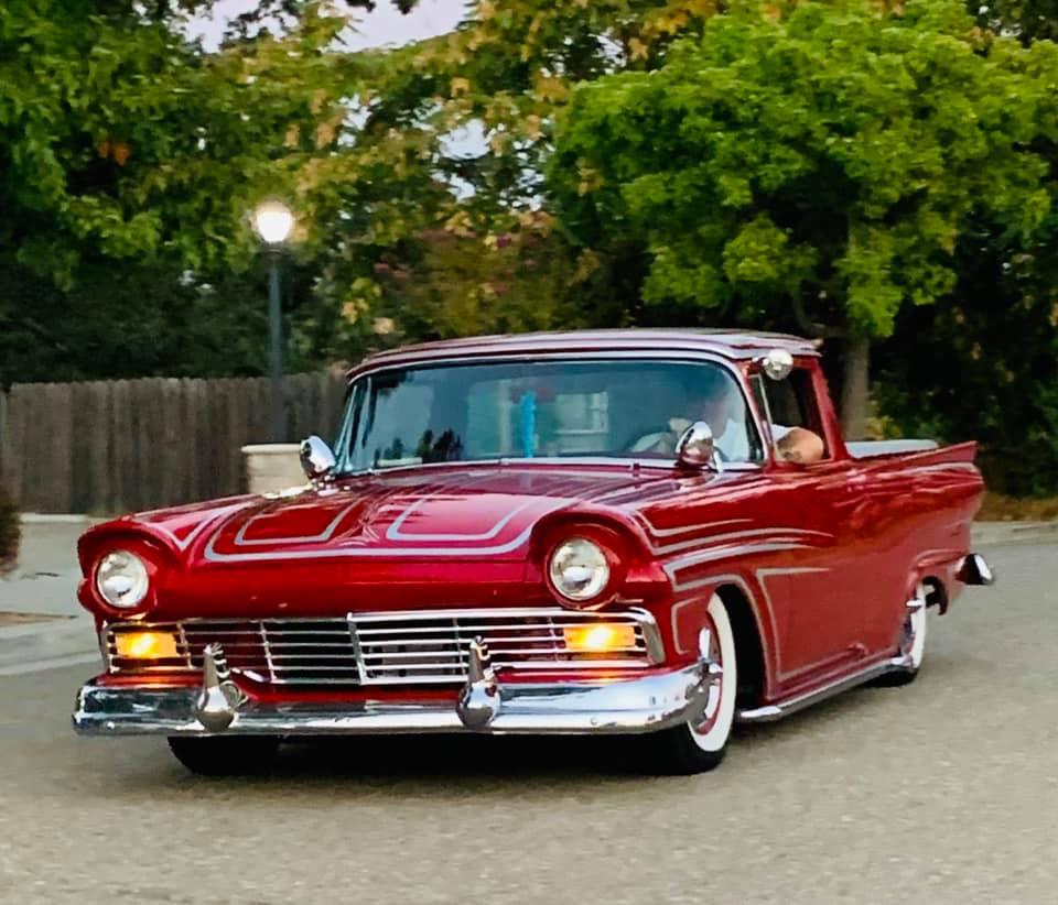 Ford 1957 & 1958 custom & mild custom  - Page 8 11882210