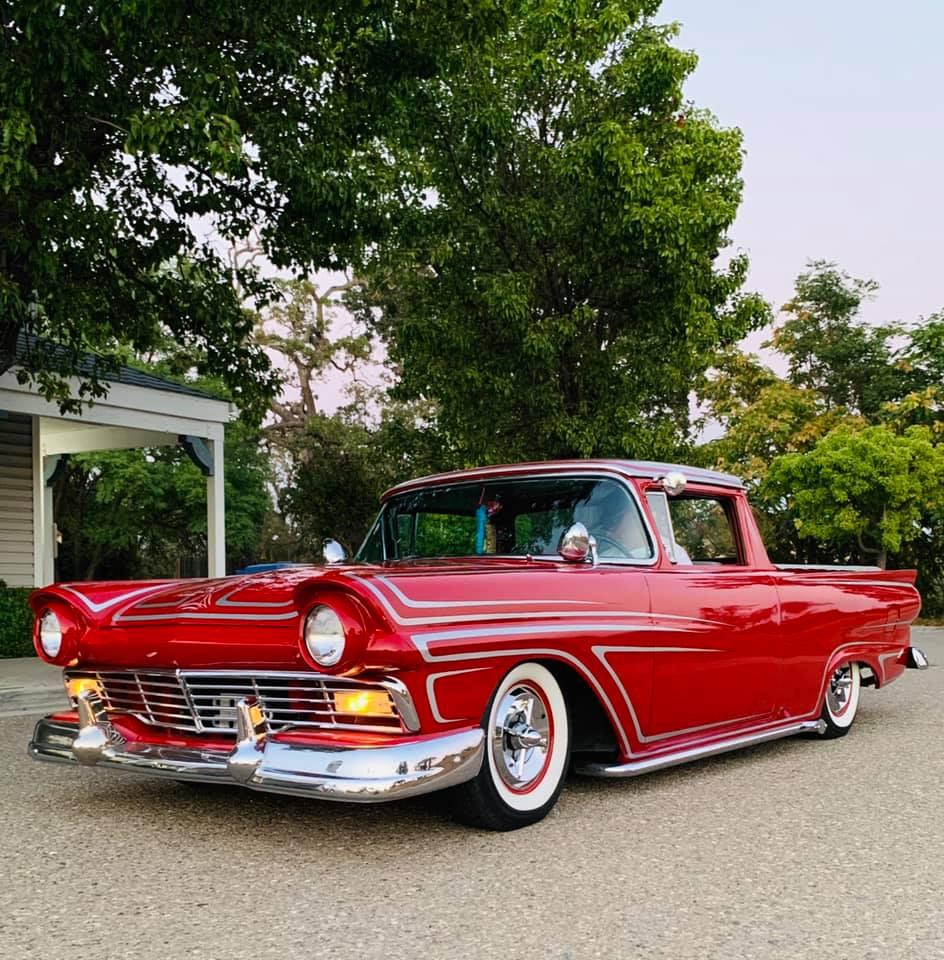 Ford 1957 & 1958 custom & mild custom  - Page 8 11885710