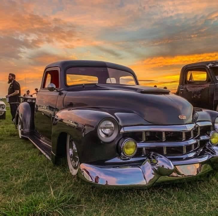 Chevy Pick up 1947 - 1954 custom & mild custom - Page 5 11900410