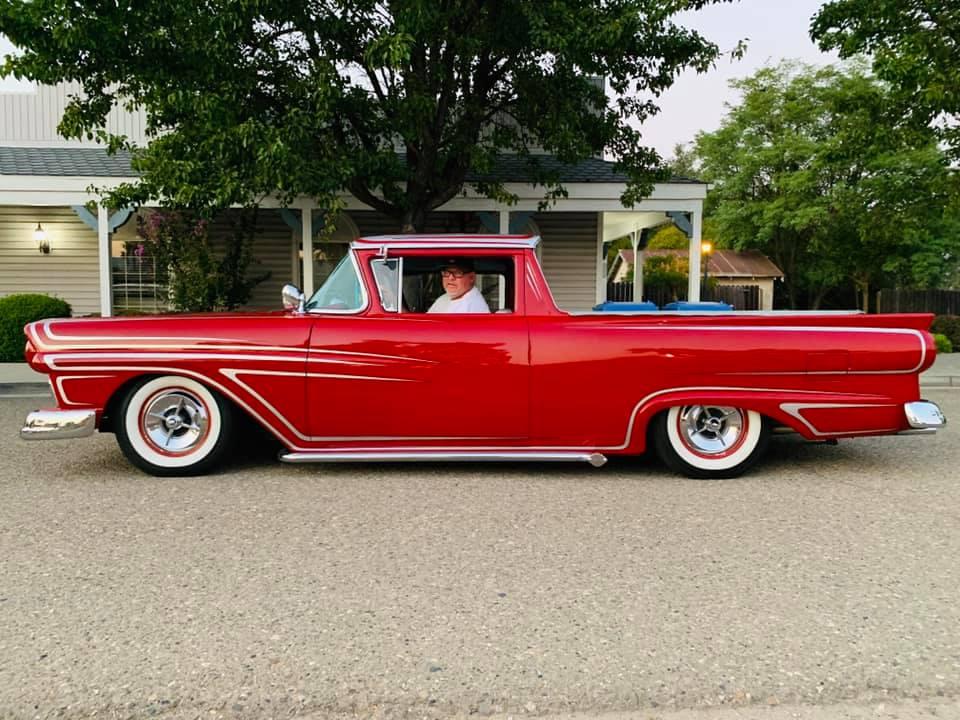 Ford 1957 & 1958 custom & mild custom  - Page 8 11900710