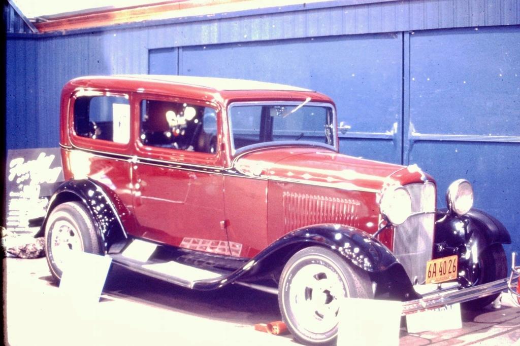 Sacramento Autorama 1971  Ron Brooks Pics 11931910