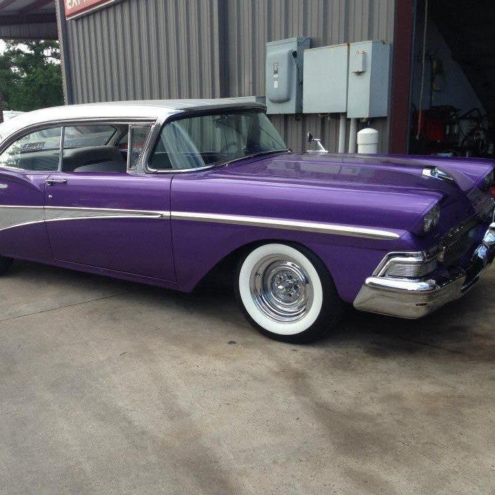 Ford 1957 & 1958 custom & mild custom  - Page 8 12019810