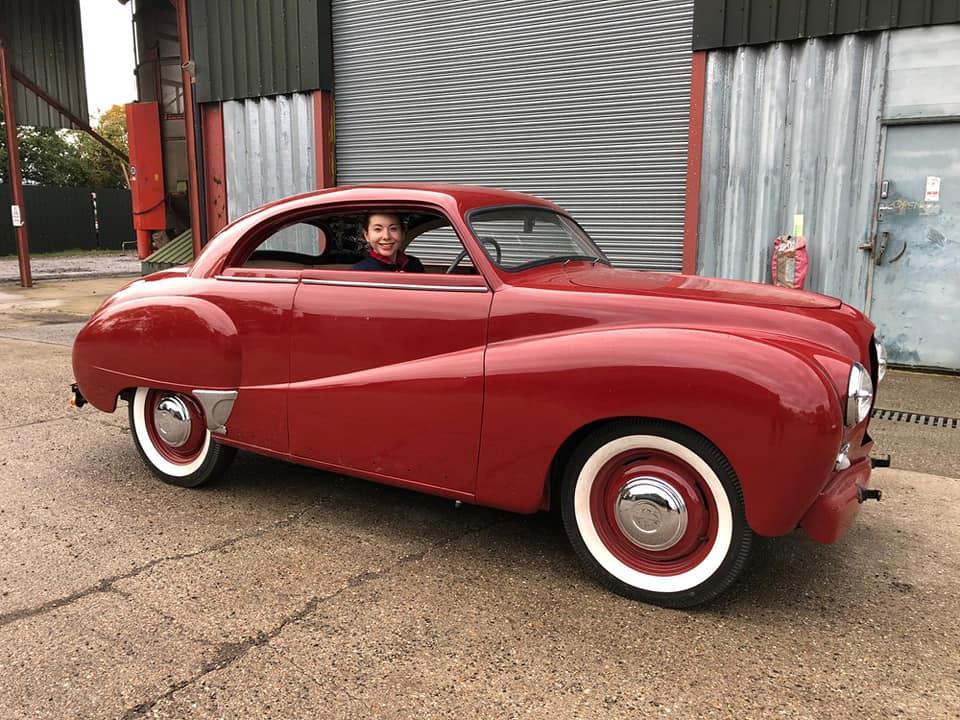 1953 Austin Somerset kustom - Tony Devey 12126010