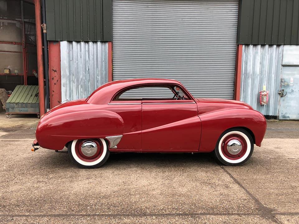 1953 Austin Somerset kustom - Tony Devey 12131010