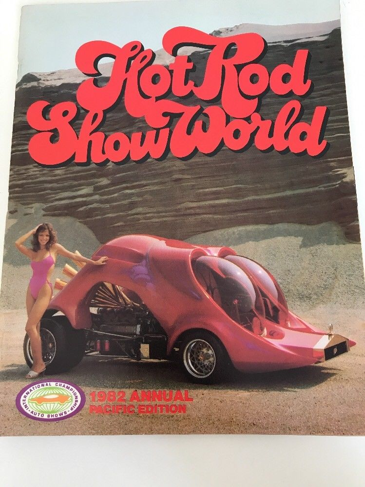 Hot Rod Show World Annual 1216
