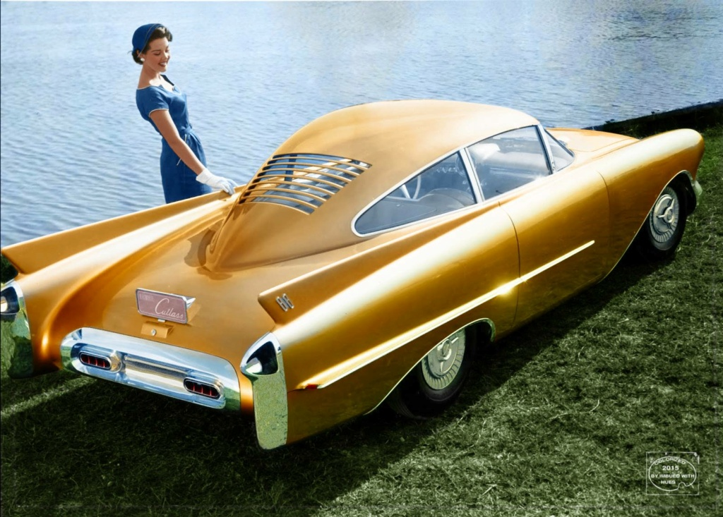 B & W Classic cars and vintage pics colorized by Imbued with hues 12240410